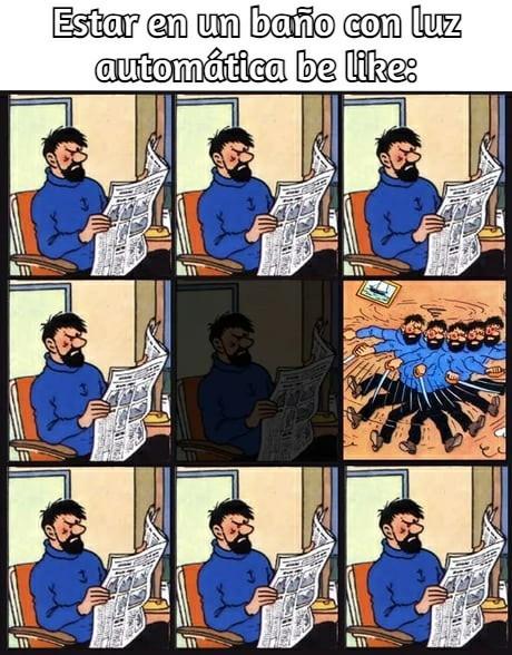 Equis de - meme