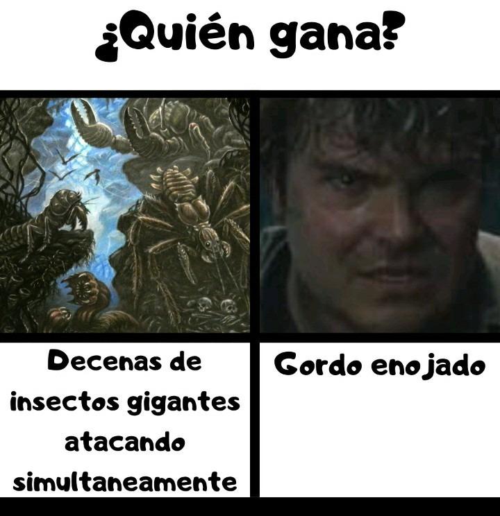 Gulliver enojao - meme