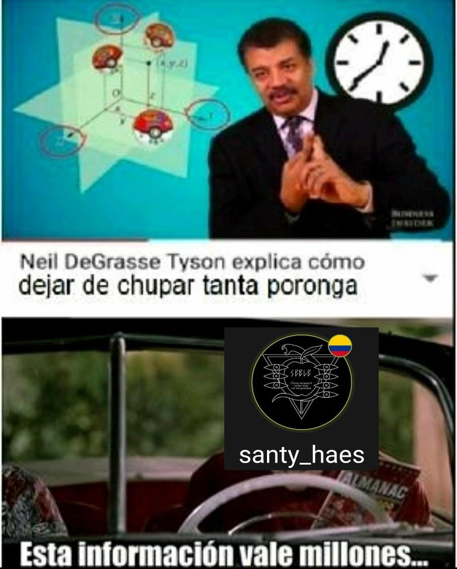 Santy - meme