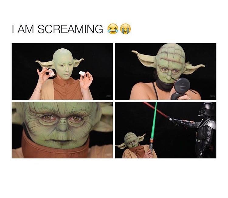 this is creepily hilarious - meme
