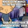 What's yoyr favorite book?