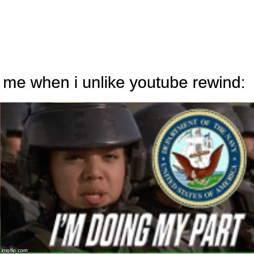 YouTube Rewind Sucks - meme