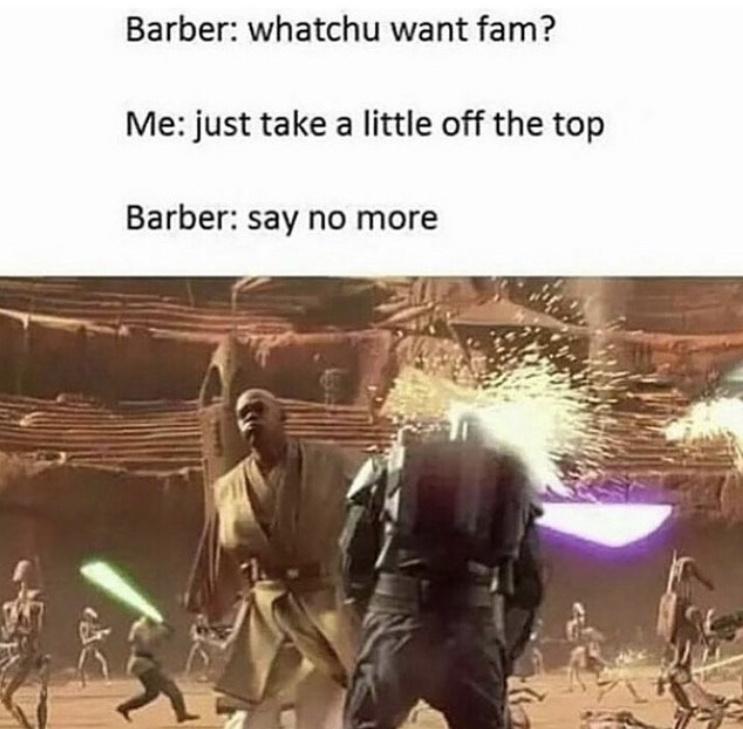 Just a little - meme