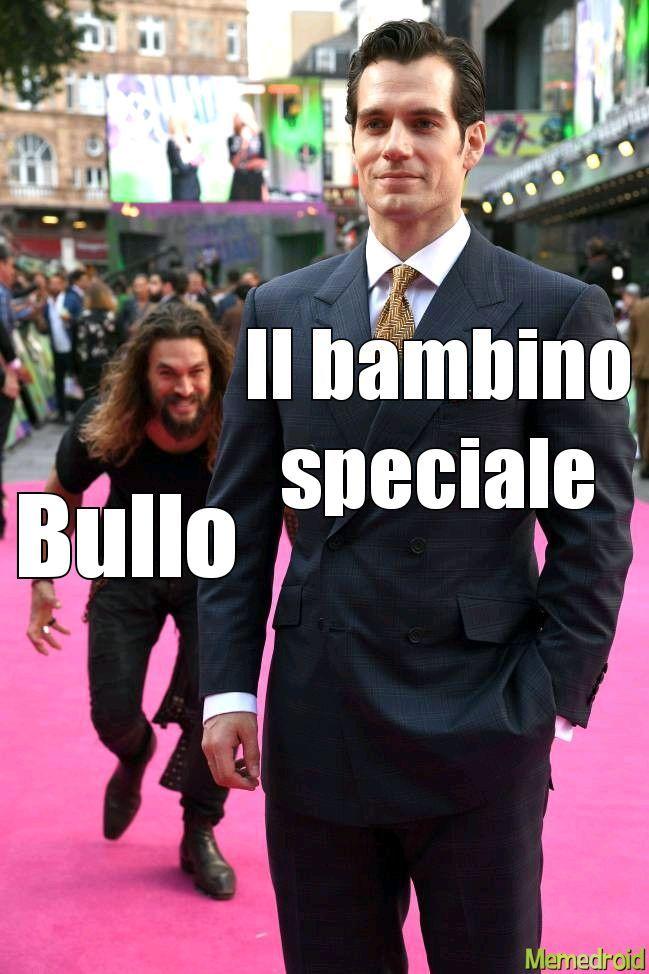 Bulling - meme