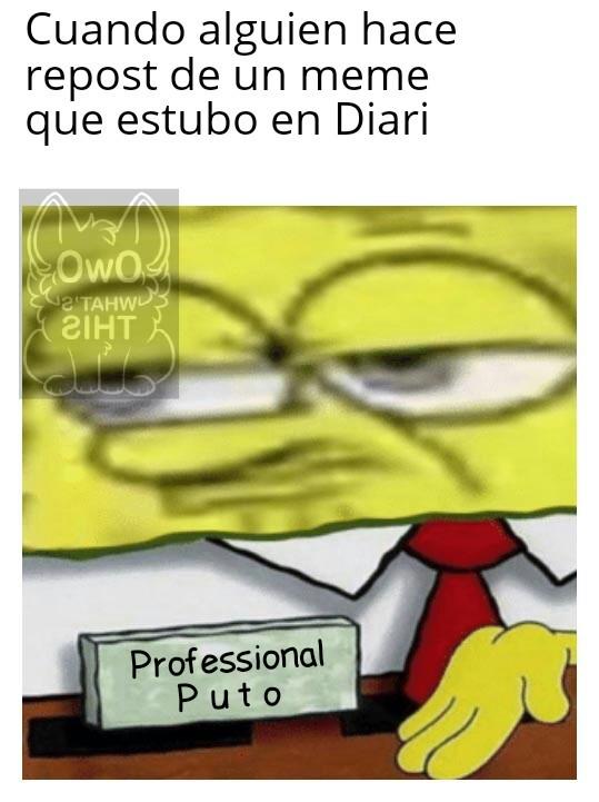 Diario* jajsjajabsjabfdjb - meme