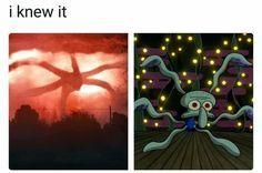 Sranger Things memes