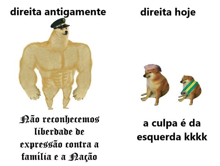 Postado originalmente no r/orochinho - meme