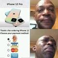 iPhone users Taking it too far!