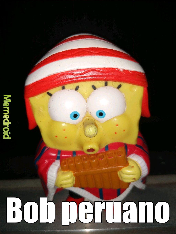 Bob peruano - meme