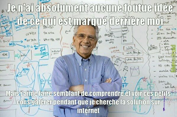 L'art des maths - meme