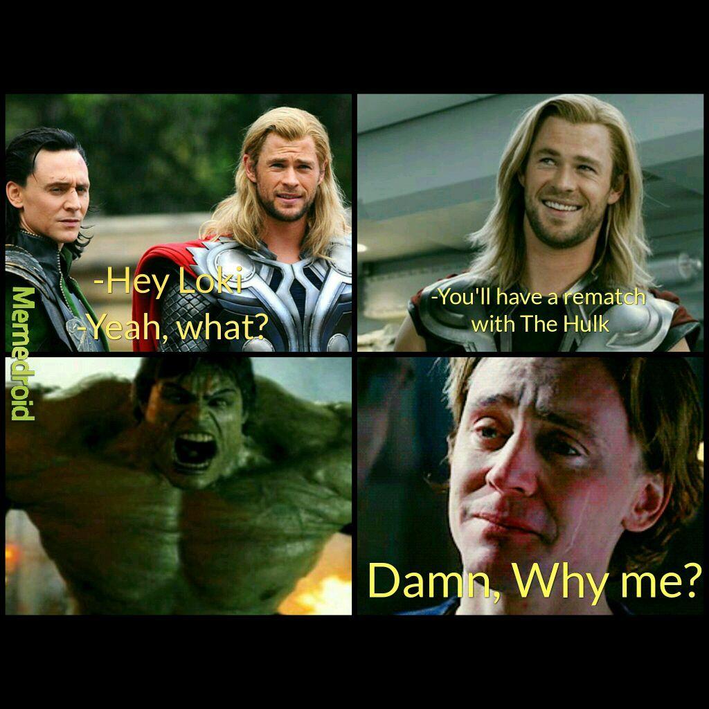 Thor: Ragnarok - meme