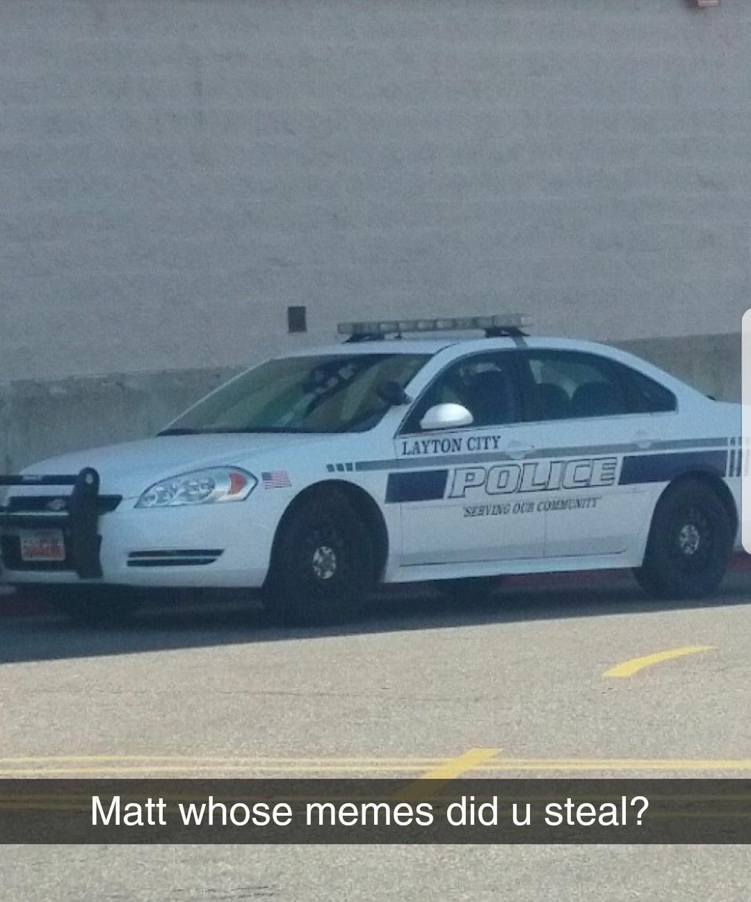 Not stolen - meme
