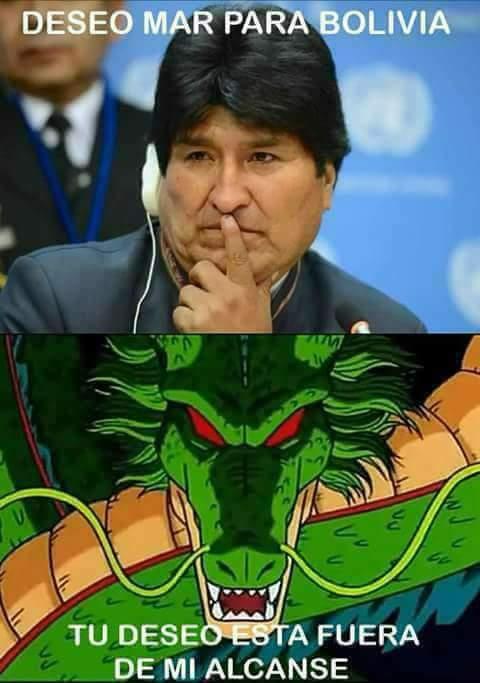 Ni el dragon pude - meme