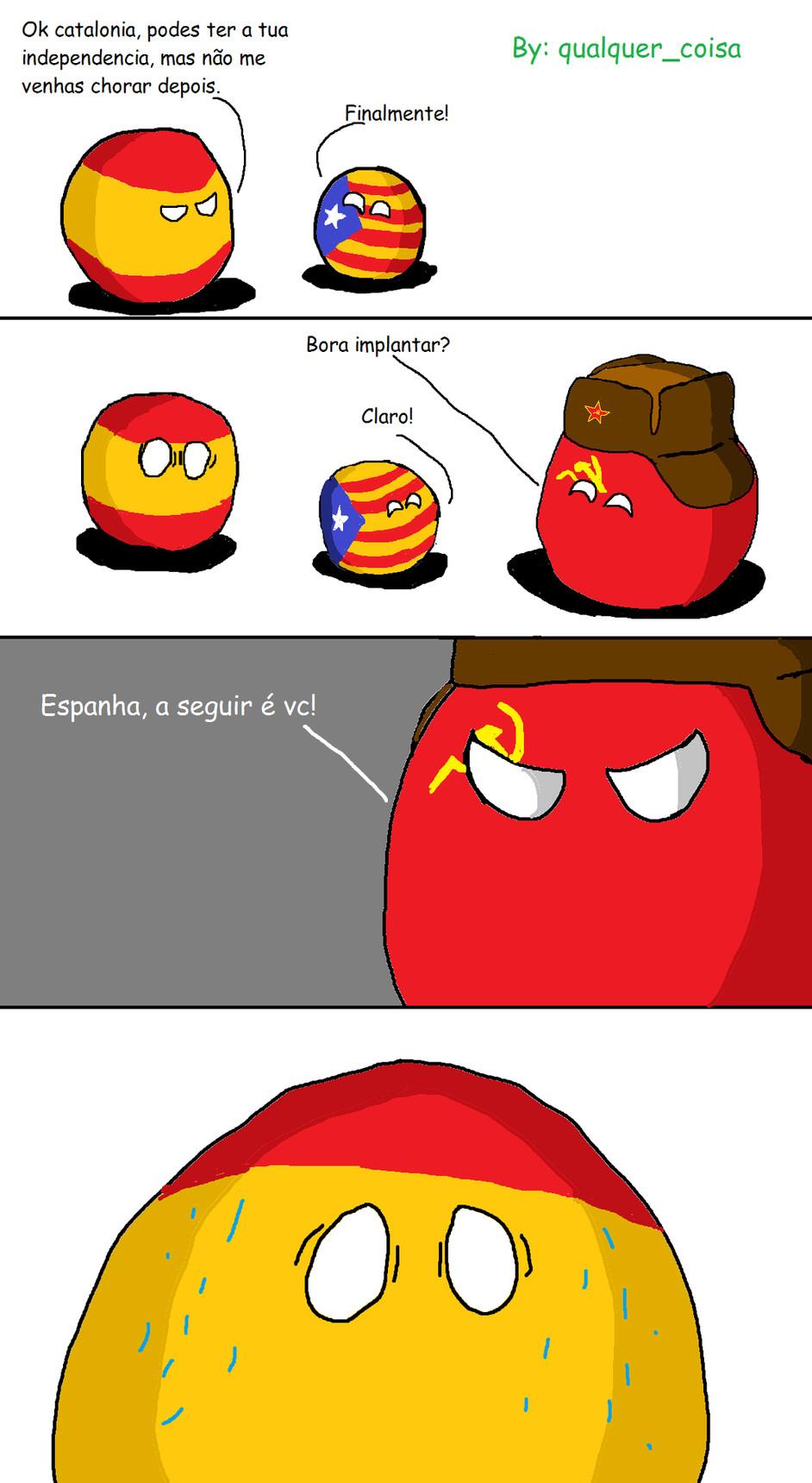 Nada melhor que um planeta comunista! - meme