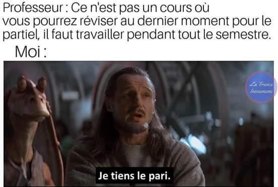 Au talents - meme