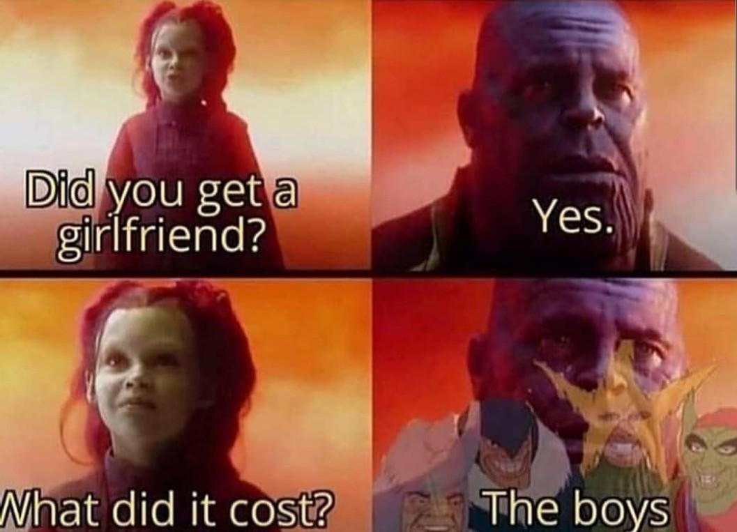 Its a trap - meme
