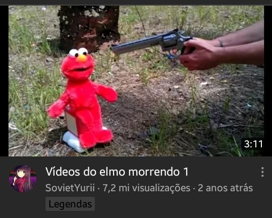 YouTube e suas recomendações aleatórias - meme