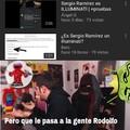 Sergio Ramirez es reptiliano