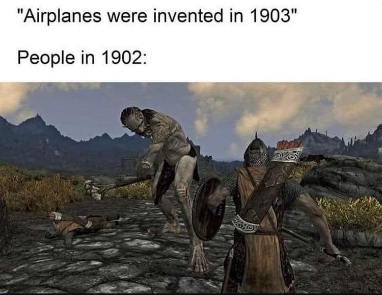 time to fly - meme