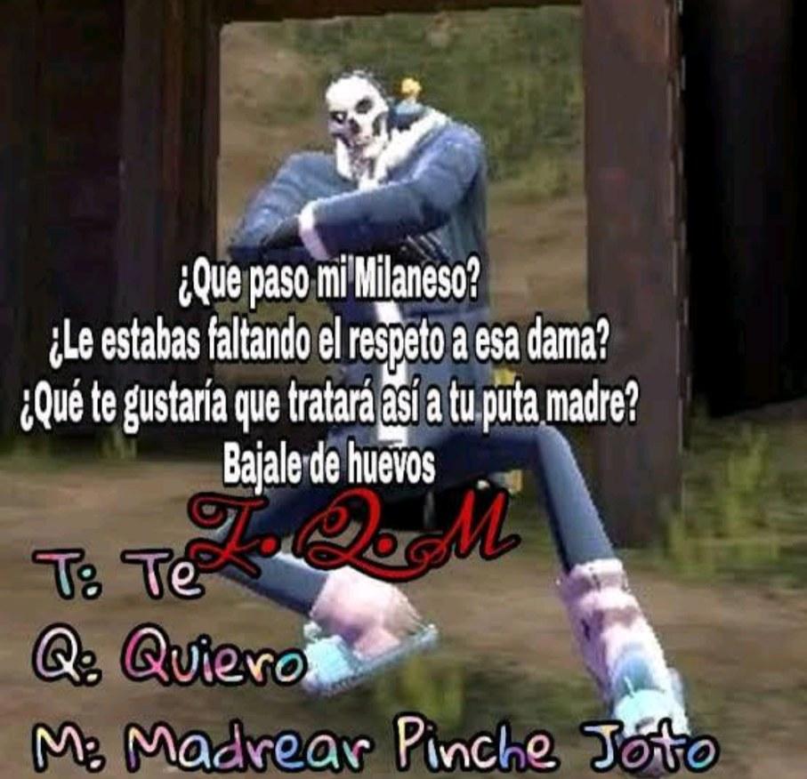 Los QM's - meme