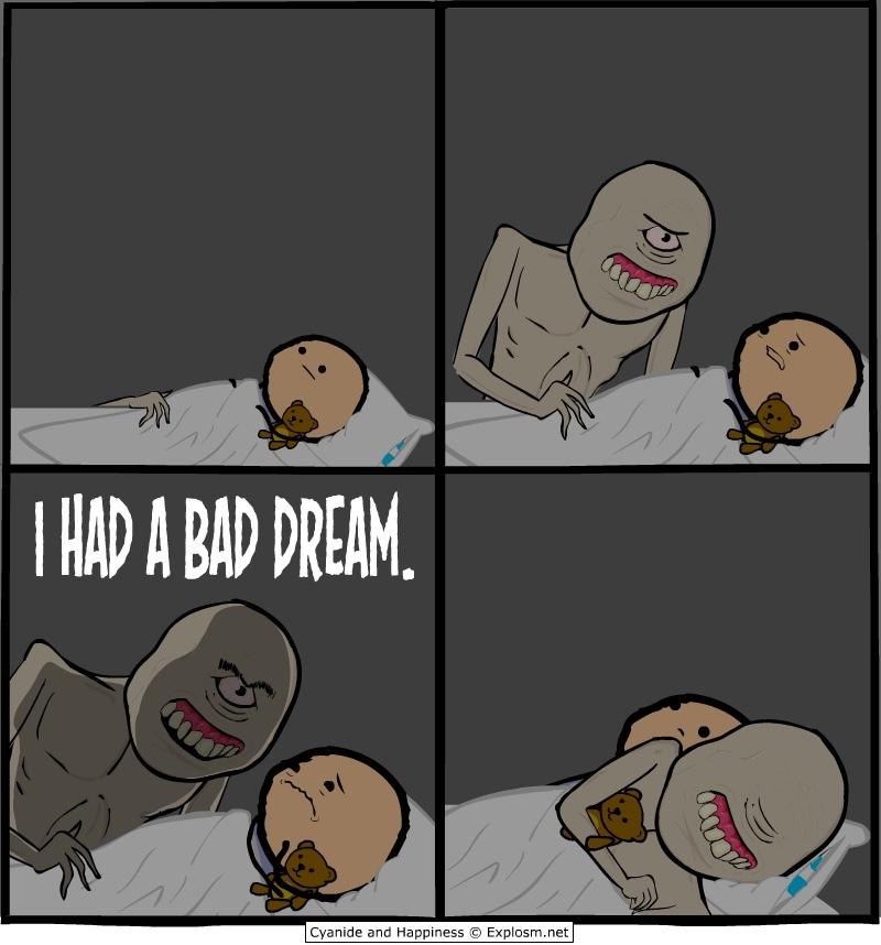 So cute monster - meme