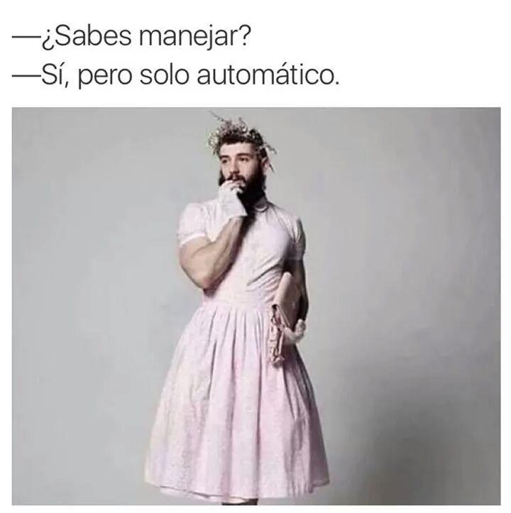 Lady - meme