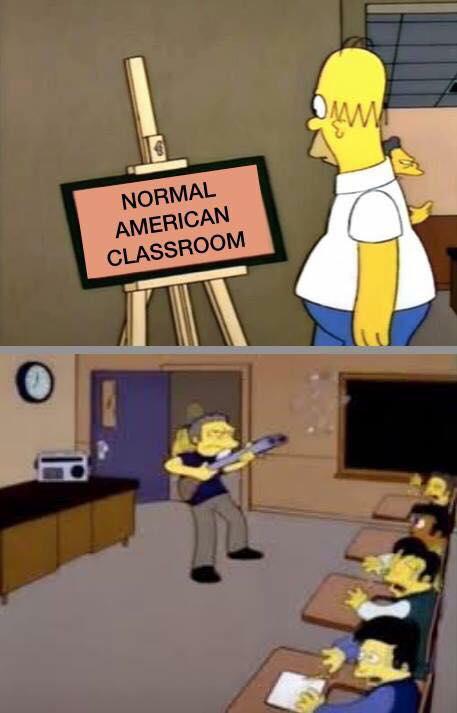 The Simpsons - meme