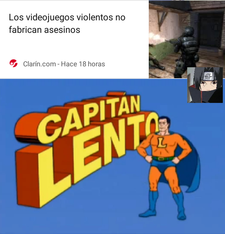 Gracias Clarín - meme