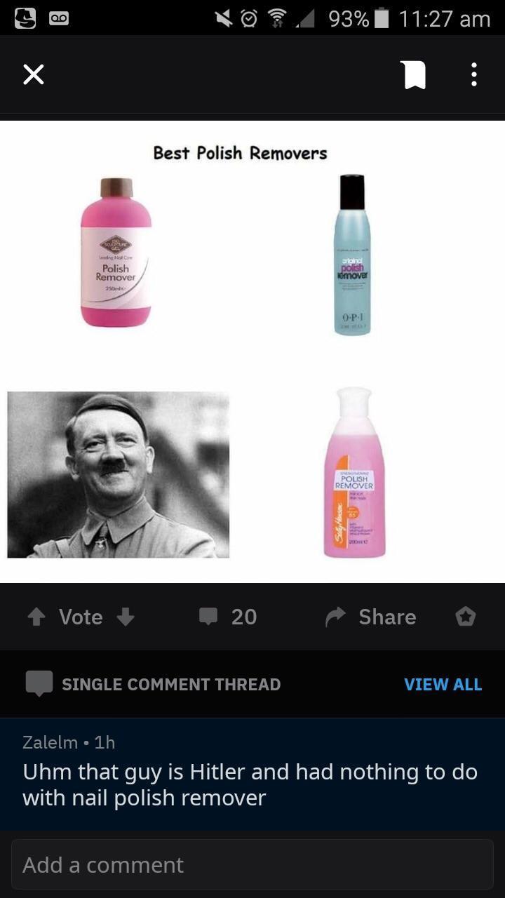 Nein - meme