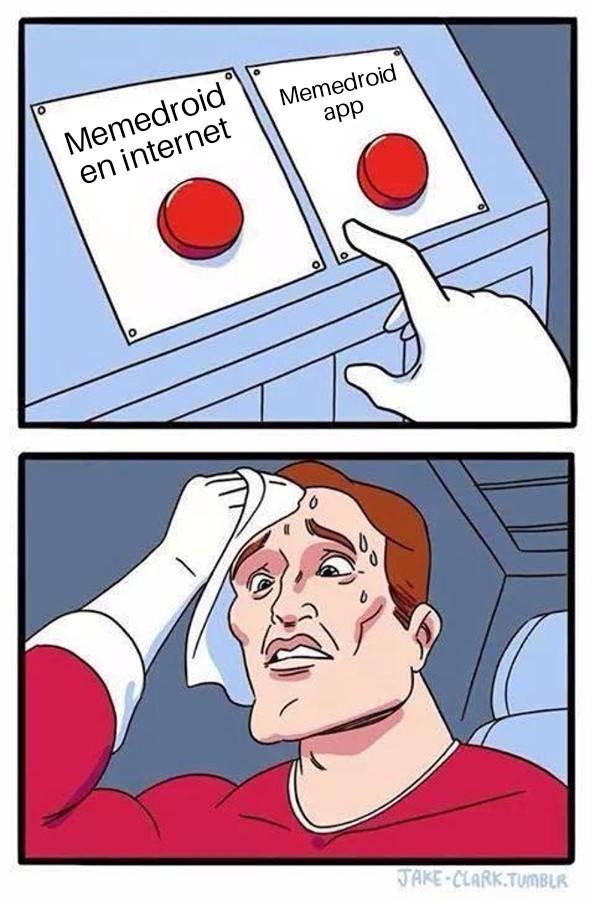 Difícil decisión xd - meme