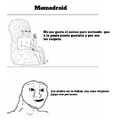 Memedroid es toxico