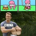 Fuck Tibet
