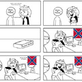 Fuck you dixie, the union version is far better, hell, it even sound more southerner than you.