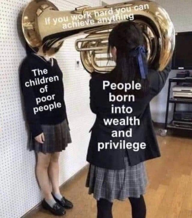 JuSt WoRk HaRdEr - meme
