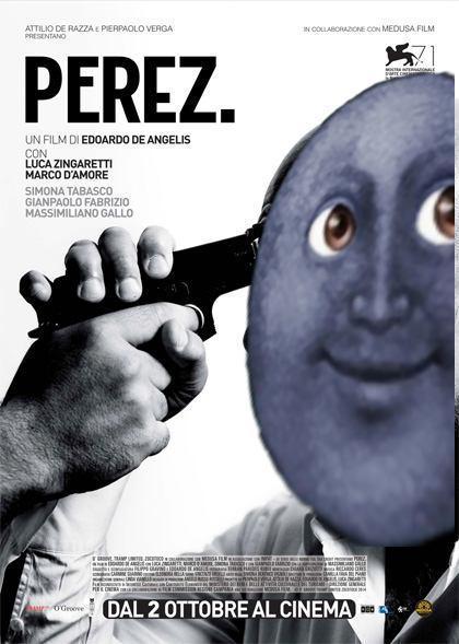 perez il film - meme