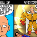 One punch Man is awesome