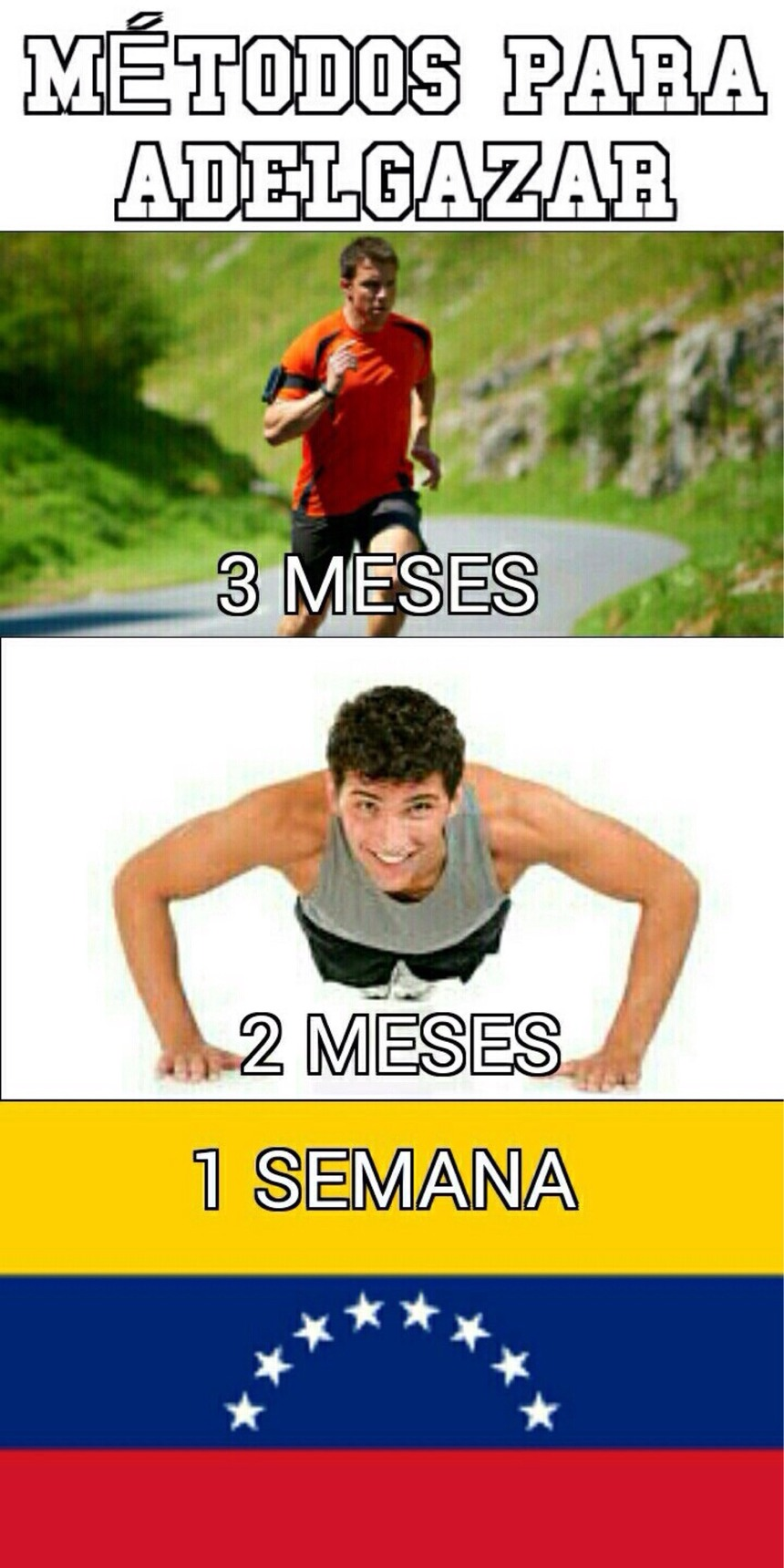 vamos a Venezuela!!! - meme