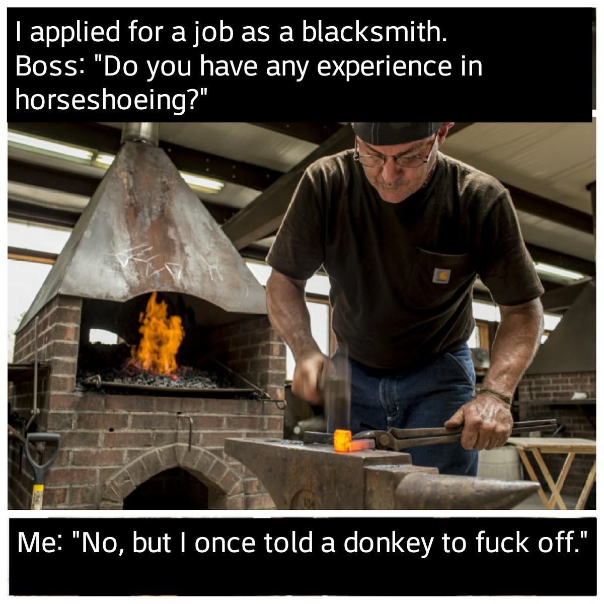 Horseshoes - meme