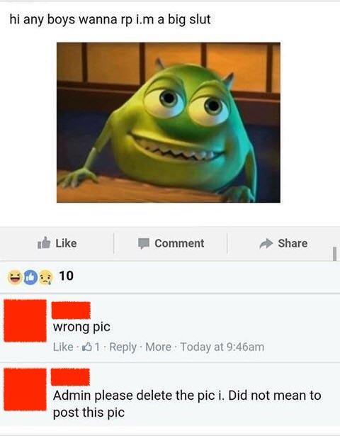 w r o n g p i c - meme
