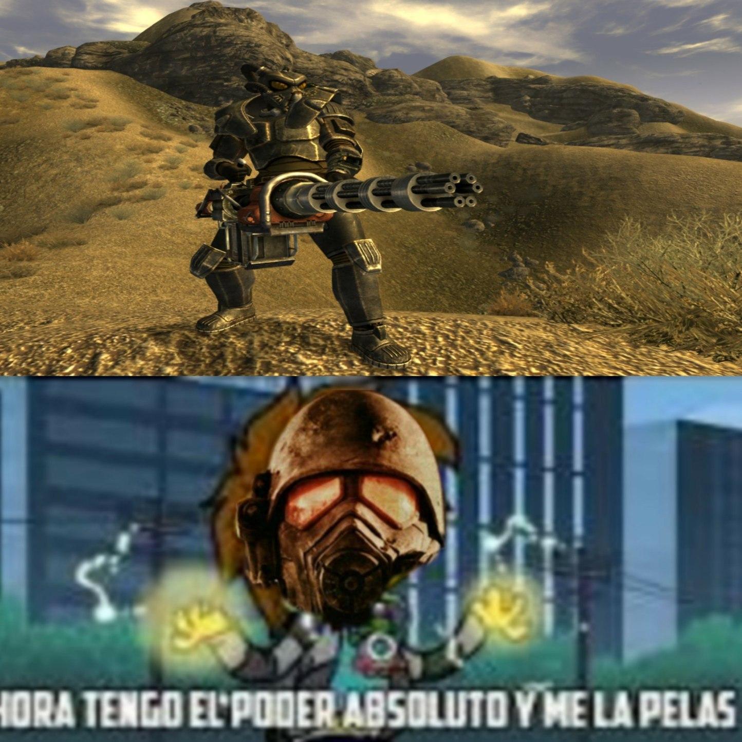 El mejor Fallout - meme