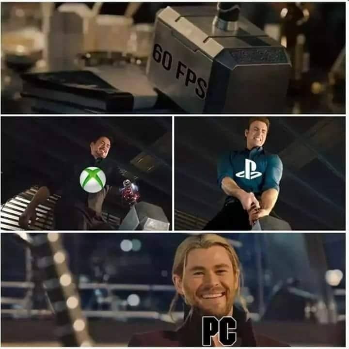 !!!!VIVA LA PC MASTER RACE¡¡¡¡¡¡ - meme