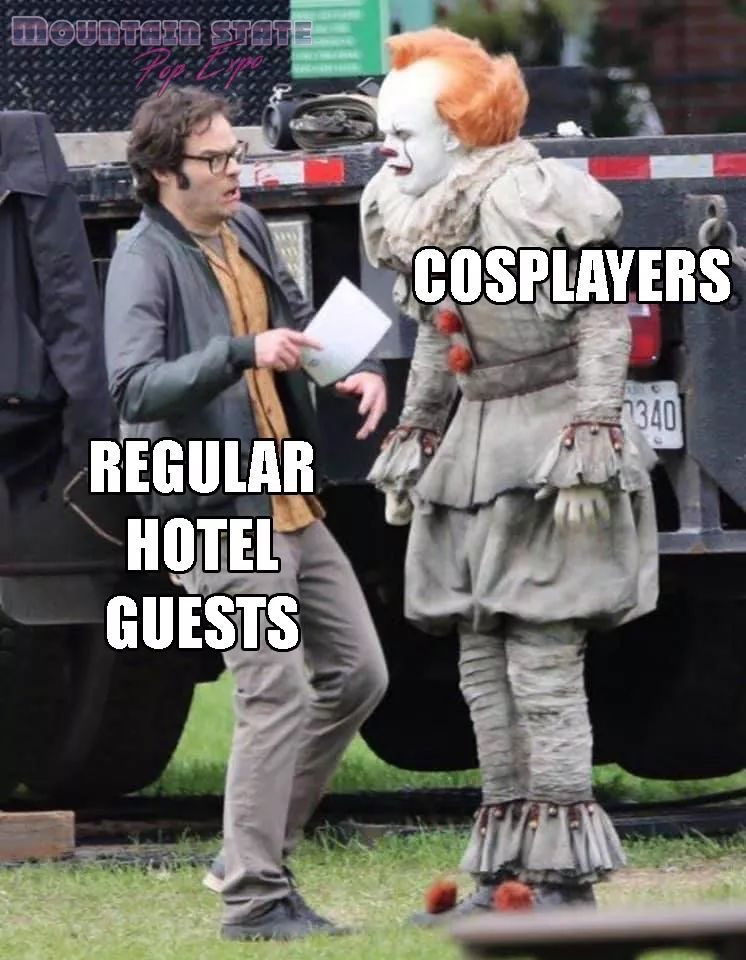 They got me a couple times when I did IT for hotels - meme
