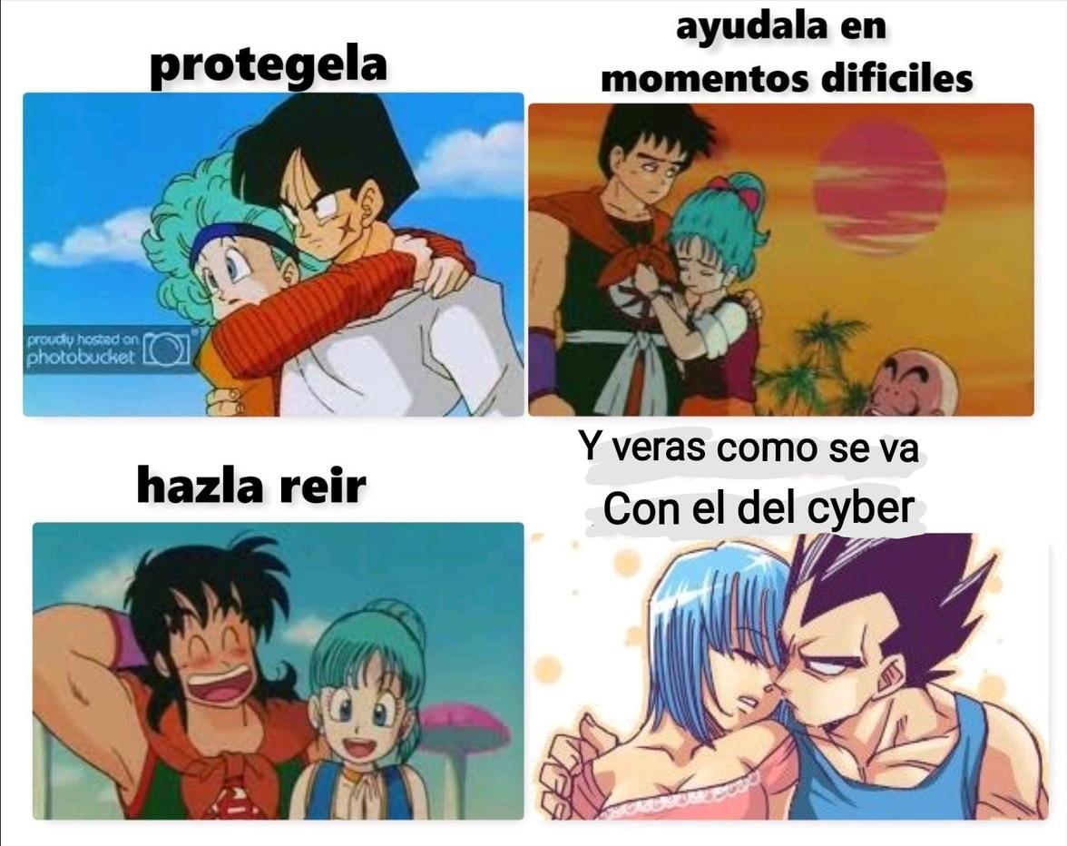 El ciber - meme