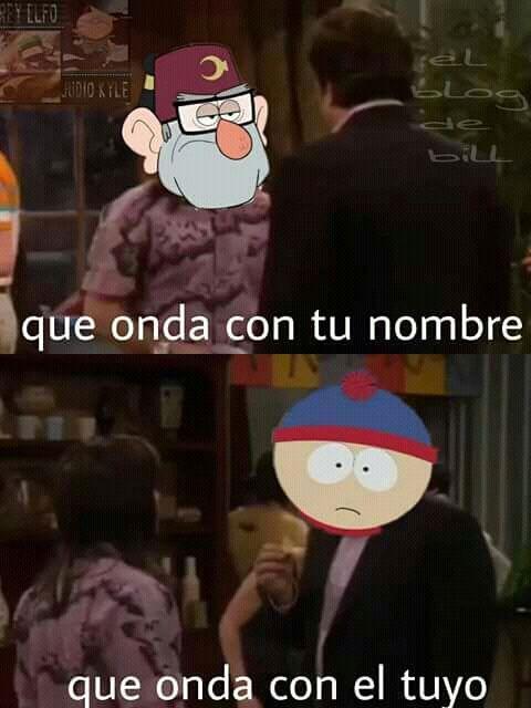 Stan y Stan - meme