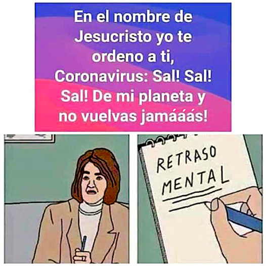 Retraso Mental. - meme
