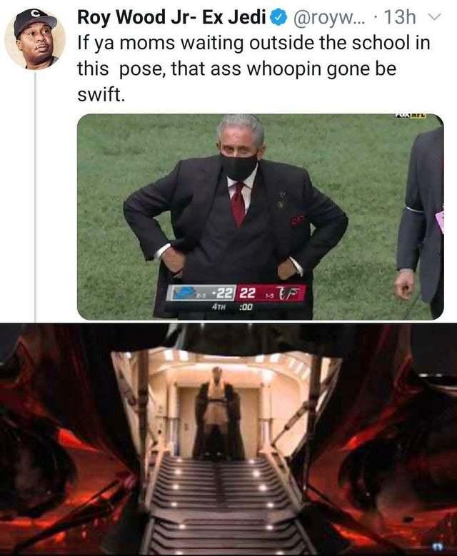 I will do what I must - meme