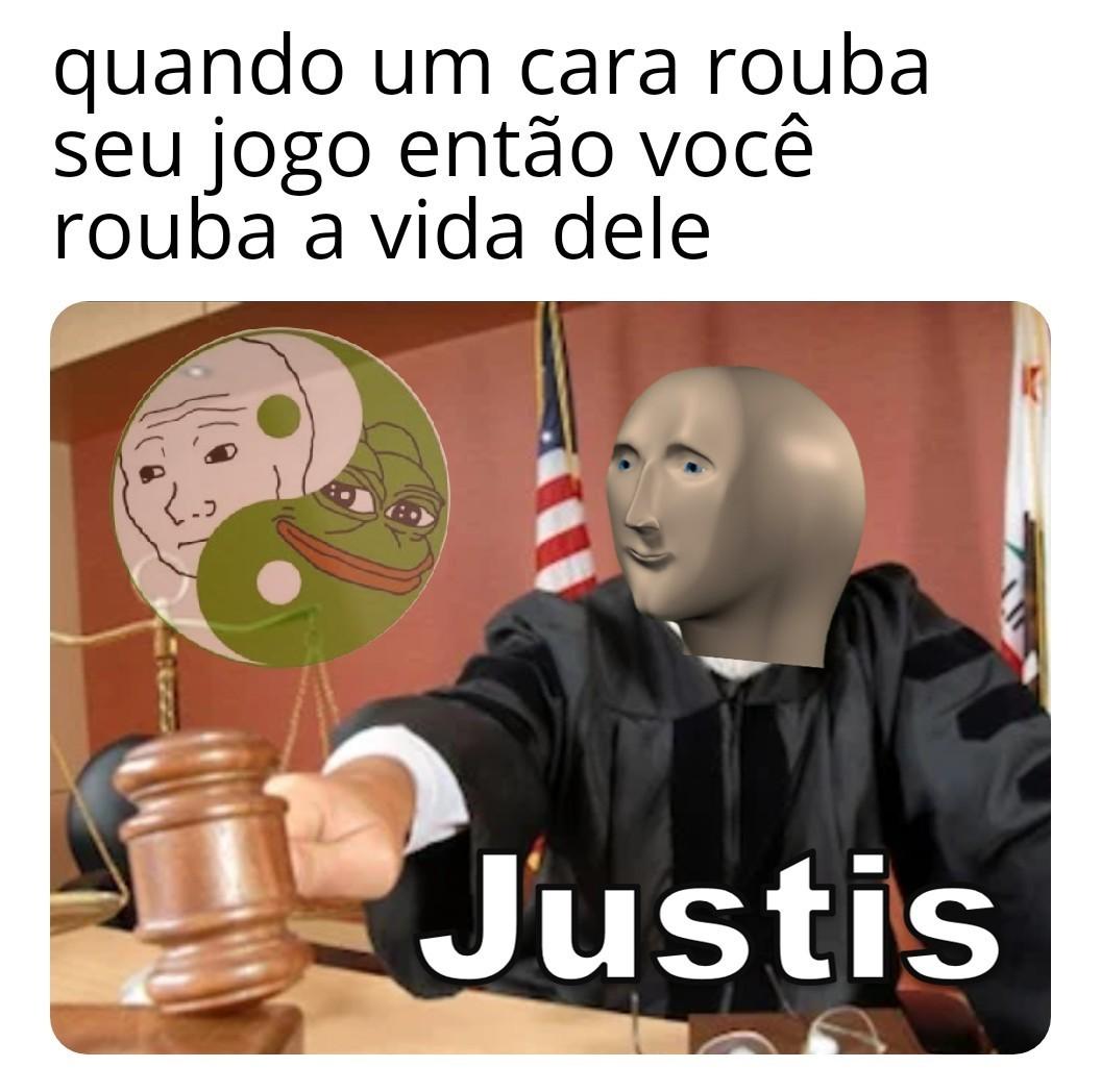 Justiss - meme