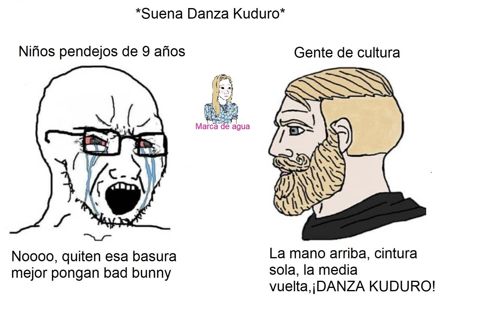 Las canciones de bAd BuNNi no le llegan ni a las suelas a este rolon - meme