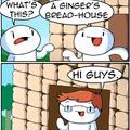 Theodd1sout comic