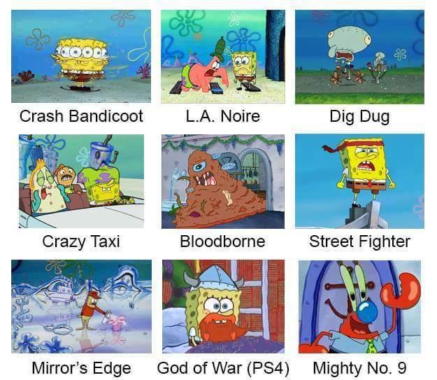 Bloodborne help - meme